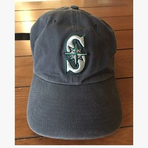 Seattle Mariners Adjustable back hat